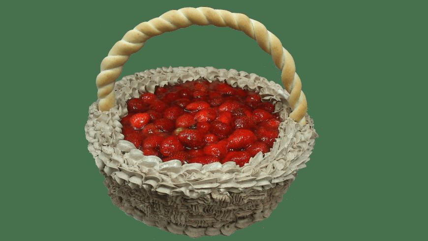 Торт Корзинка