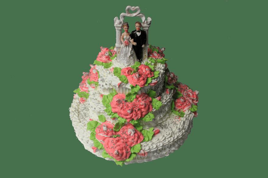 Торт Молодожены