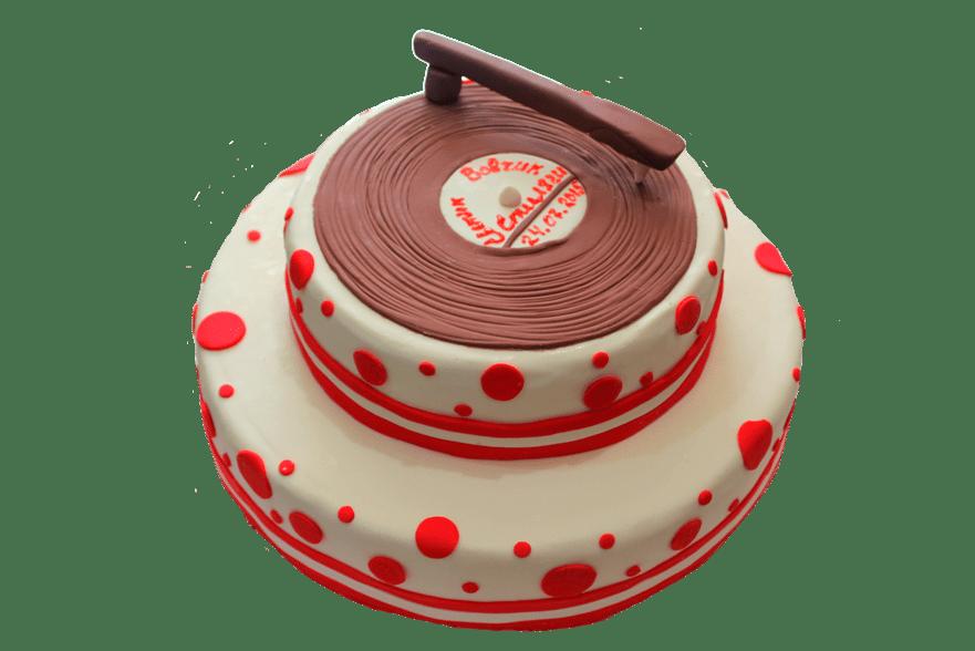 Торт Проигрыватель