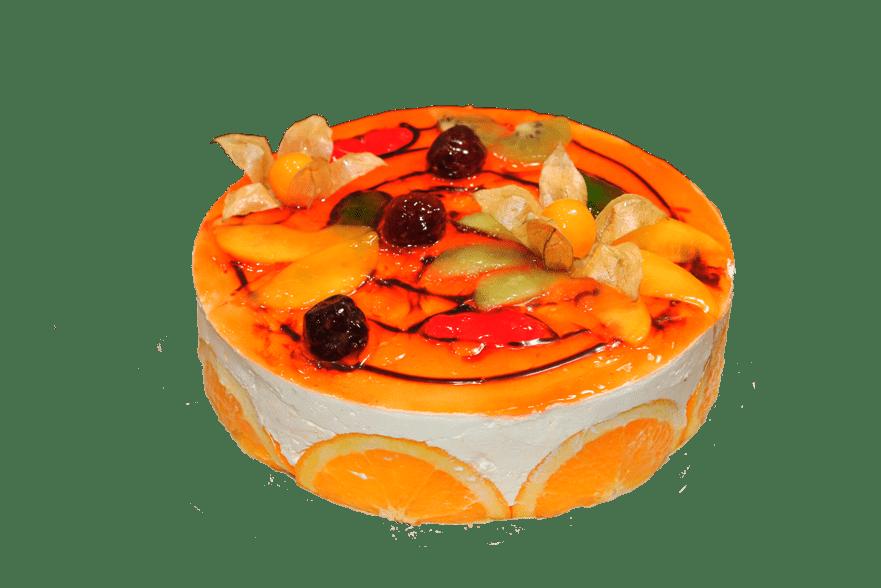 Торт Тропический рай